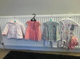 Baby Summer Clothes 0-3 months BRAND NEW