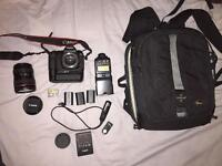 CANON 5D MKii mk2 mark 2 / 3 BATTERIES/ORIGNAL PACKAGING LOW SHUTTER COUNT