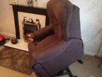 ALSTONS Daul motor electric riser lift Reclining Chair