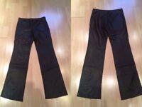 Jake Lakeland soft leather italian pants