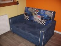 FOLDED BED FOR BOY