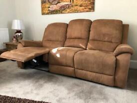 Reclining Sofa's