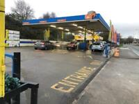 Car wash and café takeaway for sale