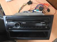 Sony Xplod MEX-BT3900U Bluetooth Car Radio