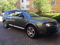 2004 Audi ALLROAD 2.5 tdi diesel automatic satnav quattro ,a4 ,a6 , Px welcome , fully loaded