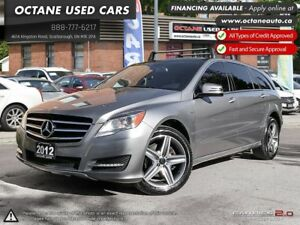 2012 Mercedes-Benz R-Class ACCIDENT FREE! SERVICE RECORDS!