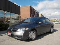 2010 HONDA CIVIC DX-G-AUTOMATIC **ONLY $8888**