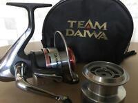 Daiwa 3500x and bag
