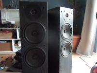 Jamo e850 Floor standing speakers pair