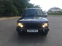 LANDROVER DISCOVERY 2.5 TD5 PERSUIT 2004 5 SPEED 5 SEATER