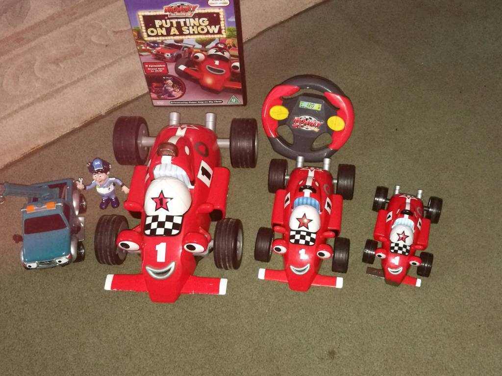 Roary racing carsin Perth, Perth and KinrossGumtree - Roray racing cars one is remote control others not also. DVD with 8 episodes. Very good condition