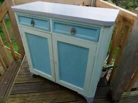 Georgian antique cupboard
