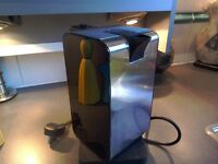 Kettle Panasonic Black gloss and Stainless steel