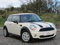OCT 2009 MINI 1.4 FIRST 48524 MILES FULL SERVICE HISTORY 2 OWNERS IMMACULATE CONDITION