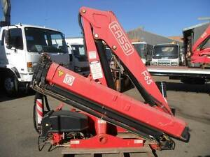 Fassi F65 A23 Knuckle Boom Truck mount Crane Welshpool Canning Area Preview