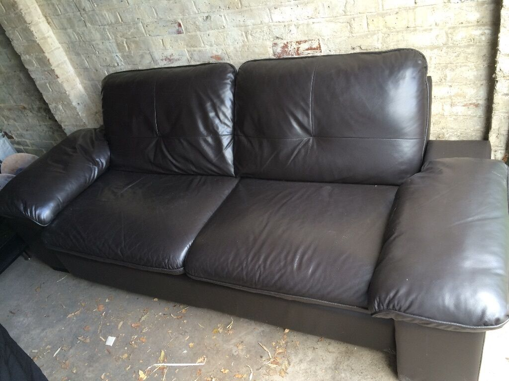 Leather Sofa For Sale In Richmond London Gumtree