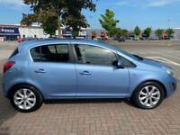 Vauxhall Corsa excite 1.2 2014