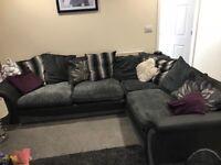 Scs corner sofa, good conditition