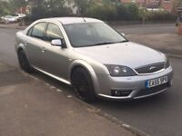 FORD MONDEO ST TDCI DIESEL FULL SERVICE HISTORY PLUS V-BELT + TENSIONER KIT REPLACED ANY P/X WELCOME