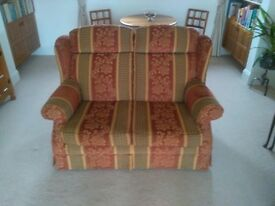 2 & 3 seater settees £99 ono