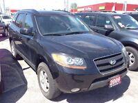 2009 Hyundai Santa Fe GLS AWD * CAR LOANS THAT FIT YOUR BUDGET
