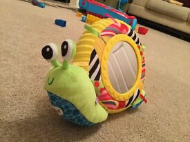 Lamaze Lights and Sounds Shelly Snail