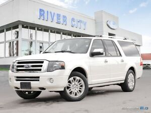 2014 Ford Expedition Max-INCLUDES WINTER TIRE PKG