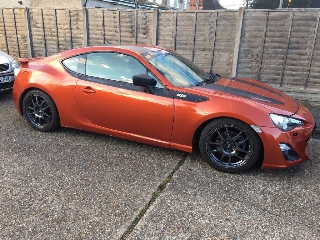 £8,995 Toyota 2.0 D-4S GT86 3dr