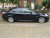 BMW 5-Series 530d M-Sport Auto – 1 owner, Sat-Nav (Professional), Full BMW Service history