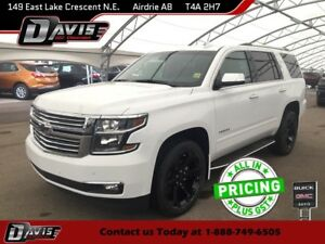 2017 Chevrolet Tahoe Premier HTD/CLD SEATS, BOSE AUDIO, SUNROOF