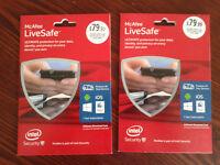 McAfee livesafe protection for pc, laptop, phone. anti-virus software