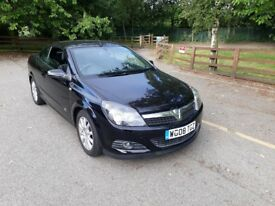 Vauxhall Astra Convertable Low miles