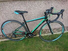 Cube Axial Pro Womens Road Bike - 48cm Small - As New - Never ridden outdoors!