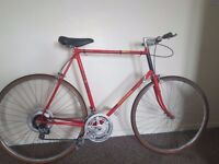 """Classic 1983 Raleigh Road Ace, 22.5"""" frame"""