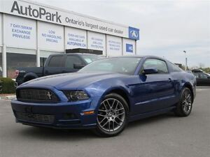 2014 Ford Mustang V6 Coupe  Navi  alloys  Brownleather  Bluetoot
