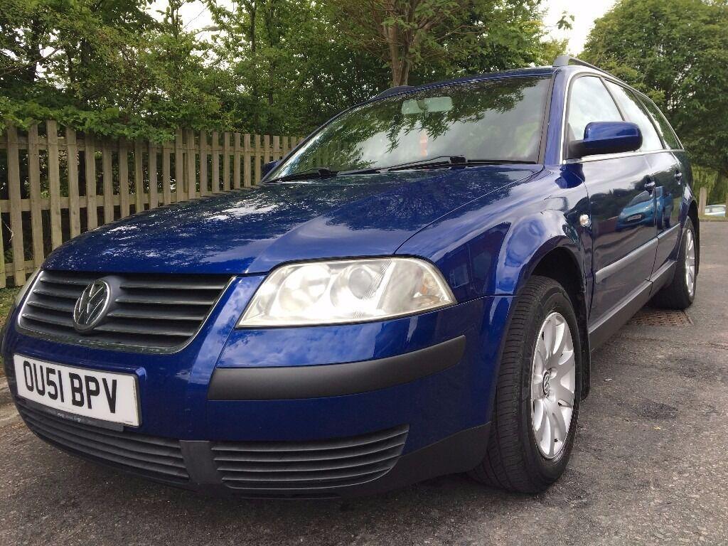 VW vw passat 2001 : 2001 (51) Volkswagen Passat 1.9TDI for SALE | in Rugby ...