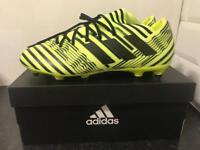 Football boots adidas nemeziz