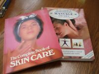 2 Books; Aromatherapy and Skin Care