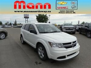 2013 Dodge Journey SE - PST paid, Alloy wheels, Dual zone climat
