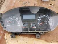 Iveco Daily speed clock. 2008 model. 2.3 engine