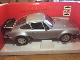 Porsche 911 Turbo 1:16 scale.