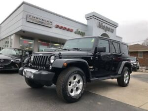 2015 Jeep WRANGLER UNLIMITED SAHARA,ALLOYS