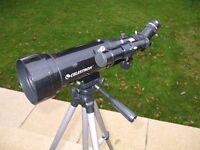 Celestron 70 mm compact telescope