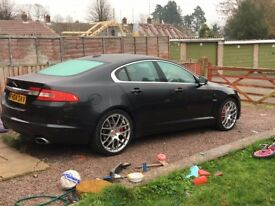 Jaguar XF 285 BHP fully loaded