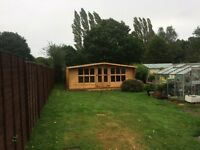 Top quality summer house t&g