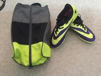 Nike hypervenoms size 5.5