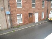 One bedroom apartment.5 minutes walk from Dumfries town centre.
