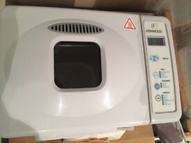 Kenwood BM200 RapidBake Bread-maker with 1 hour express setting