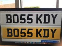 BO55 KDY £2000.00 no offers