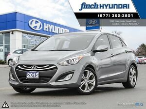 2015 Hyundai Elantra GT SE Fully Loaded | Navigation | Panora...